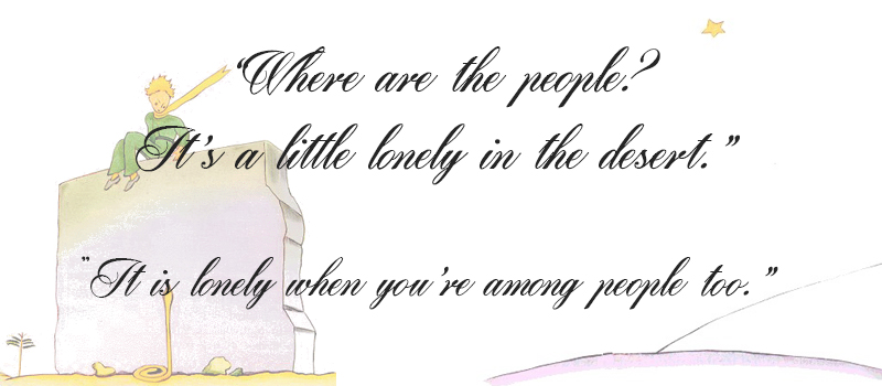 Nice Love Quote For My Prince : Love The Little Prince Quotes Quotesgram