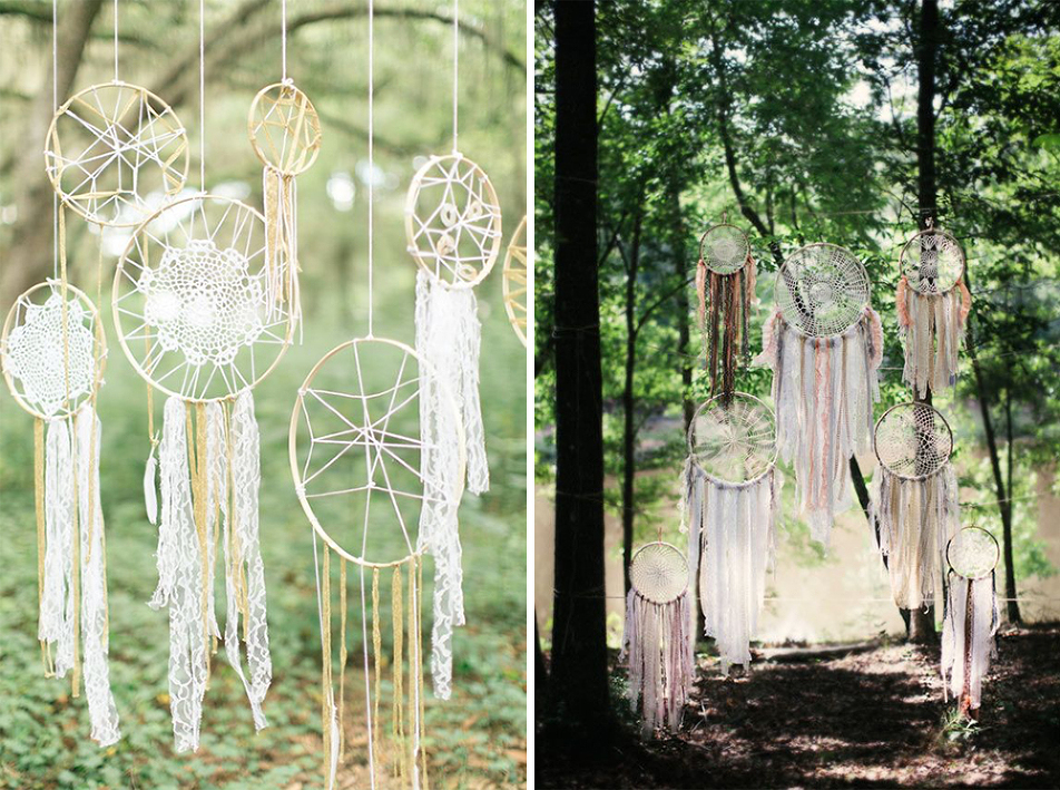 CURRENTLY LOVING 6 CREATIVE BOHO WEDDING IDEAS Bohemian